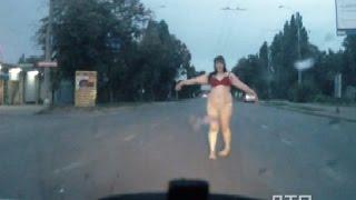 Приколы и Курьёзы на дорогах России.Prikoly i kur