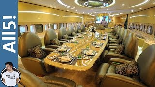 5 Of The Most Expensive Airplanes!