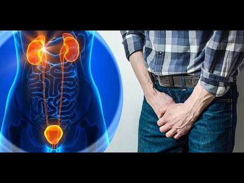 Massieren der Prostata Mann Video