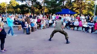 Grete Paia - Päästke noored hinged @ Männi Park, Tallinn
