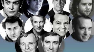 Знаменитые актёры Голливуда. 10 самых знаменитых актеров Голливуда.