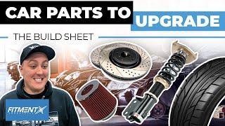 Car Parts To Upgrade Vs Replace | The Build Sheet
