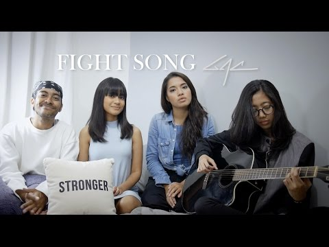 Fight Song - Gamaliel Audrey Cantika ( Ft. Misi Lesar ) - GAC - Gamaliel Audrey Cantika