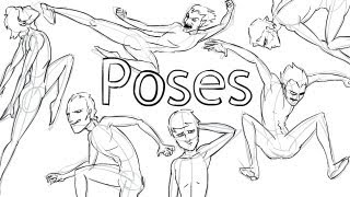 How to Draw Poses