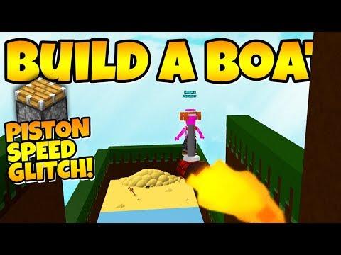 Build a Boat FORCE FIELD GLITCH!!! ( New Item! ) - jesse tc - Video