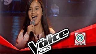 "The Voice Kids Philippines Blind Audition  ""Gising na Kaibigan Ko"" by Twittle"