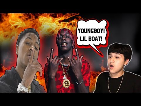 Lil Yachty - NBAYOUNGBOAT (Audio) ft. YoungBoy Never Broke Again REACTION !