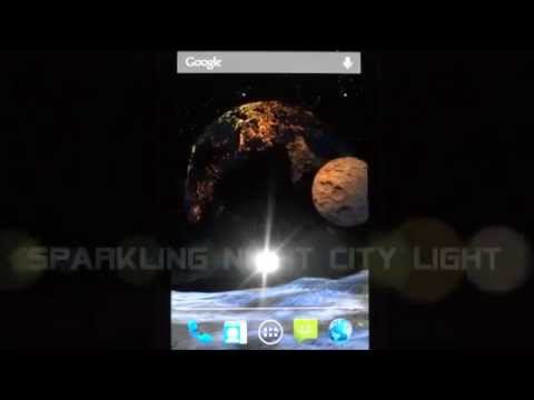 Video of Earth Live Wallpaper