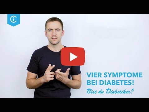 Flecken auf der Wade in diabetes