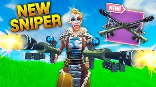 WHY NEW HEAVY SNIPER IS OP..!!!   Fortnite Funny and Best Moments Ep.202 (Fortnite Battle Royale)
