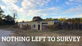 Abandoned Survey Company in Apex, NC | Everything Left Inside