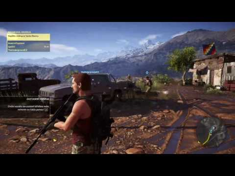 [Záznam streamu]  Ghost Recon: Wildlands open beta