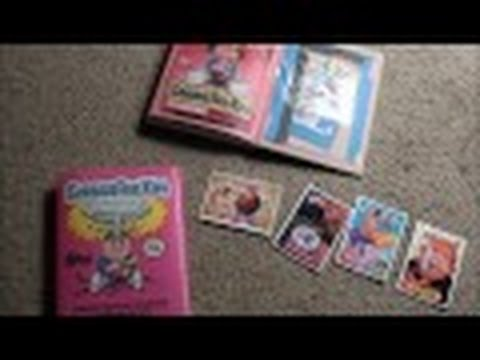 Garbage Pail Kids BOOK and BONUS STICKERS – GPK BOOK REVIEW