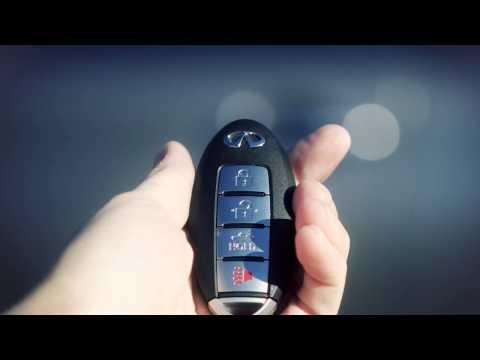 2013 INFINITI M - Intelligent Key® & Locking Functions