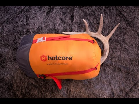 Hotcore T-300 Sleeping Bag Review