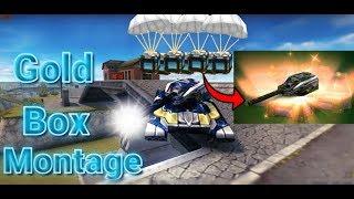 Tanki online - Gold Box Montage #40 | Buying Railgun XT !?