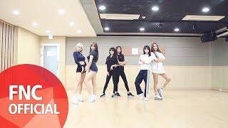 AOA - 빙글뱅글 (Bingle Bangle) 안무영상 (Dance Practice) Full Ver.
