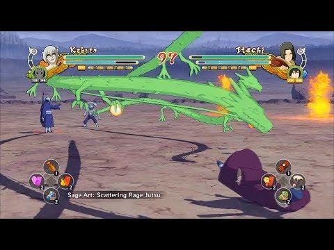 naruto ultimate ninja storm full burst pc