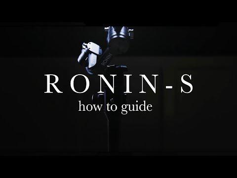 DJI Ronin-S Review from a Wedding Filmmaker
