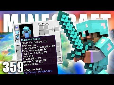 GOD ARMOR - BOŽSKÉ BRNĚNÍ! | Minecraft Let's Play #359