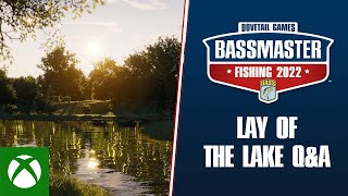 Xbox Bassmaster Fishing 2022 Q&A with the Dovetail Games team! anuncio