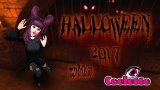 Avakin Life: Avakin Halloween 2017 with Coelette!