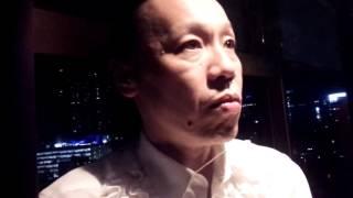 タバコ呑み込みマジック~バードマンさん&根本啓さん@クラブアジア、六本木2016.8.22