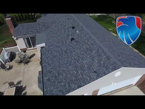 This Des Peres, MO homeowner needed our professional assistance after hail damaged their roof. We worked with their insurance company and helped them get the roof they deserved.
