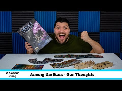 Never Bored Gaming - Our Thoughts (Among the Stars)