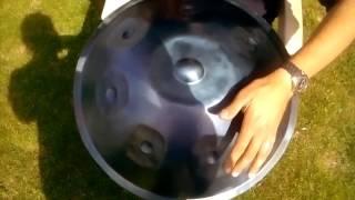 Integral Handpan 432 Hz