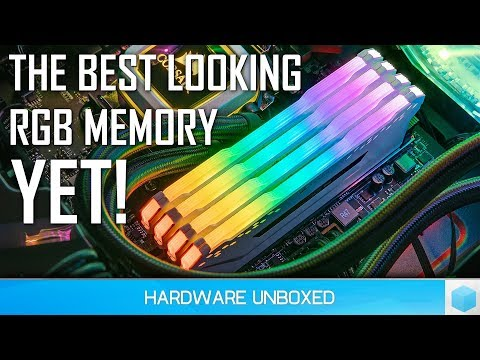 Corsair's New Must Have RGB DDR4 Memory + Amazing 1000D Build!