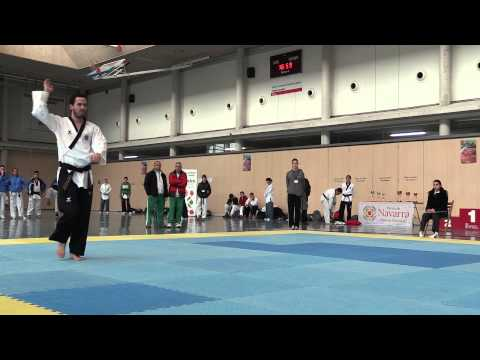 Taekwondo Cto. Navarro Poomsae (13)
