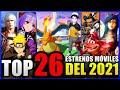 Top 26 Juegos Nuevos Para Ios Y Android Mas Esperados D