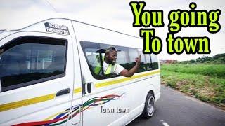 Taxi door operators be like🇿🇦