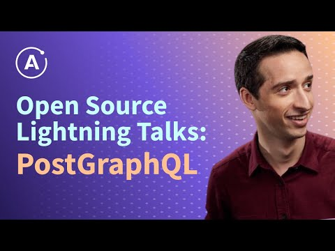 PostGraphQL at GraphQL Summit