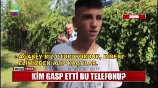 Istanbulun Tehlikeli Sokaklarinda Gasp şakasi Operasyon 12 Most