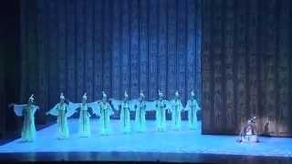 chinese dance  --- jade dancer (玉人舞)