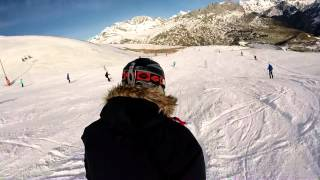 Ski Formigal / GoPro 3+ / Afrojack-Dynamite