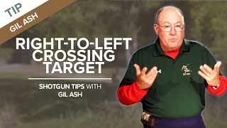The Right-to-Left Crossing Target | Shotgun Tips With Gil Ash