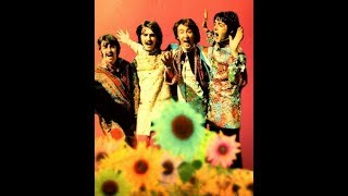 Aerial Tour Psychedelic Adventure -Beatles -(Flying ext.) Never Released