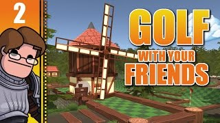 Let's Play Golf With Your Friends Part 2 - Sabotage