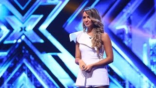 "Anouk - ""Lost"". Vezi interpretarea Antiniei Simion, la X Factor!"
