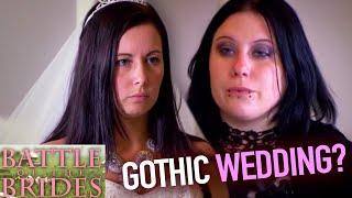 Fairy Vs GOTH Wedding | Battle Of The Brides UK | S01E02 | Full Episodes