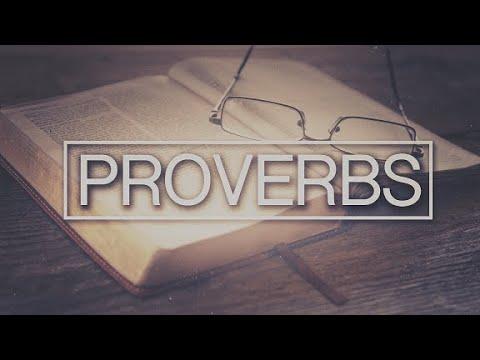 Proverbs 1:8 (Mini Sermon)