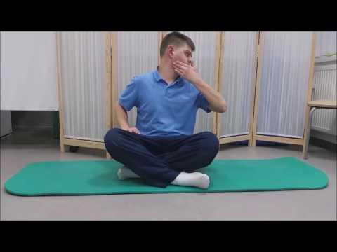 Brak smarowania stawu kolanowego