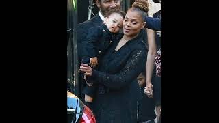 Joe Jackson. Father of Michael/Janet The Jacksons Private funeral. Part 2