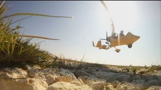 preview picture of video 'Autogiro Gela'