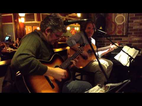 Joe DeFelice and Micah Scoville covering Radiohead