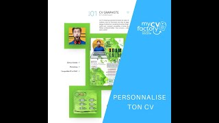 Modifier sa photo sur son CV by Mycvfactory / WORD