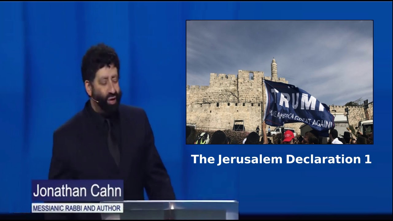 The Jerusalem Declaration 1 - YouTube